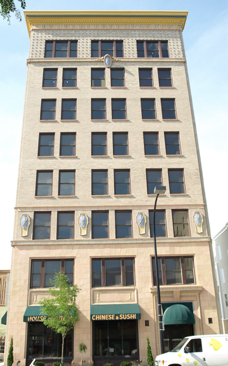 Office Space Coworking - Everett Building - 39 E. Market, Akron - OH