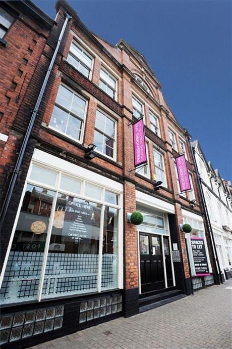 Pressworks - Berry Street, WV1 - Wolverhampton