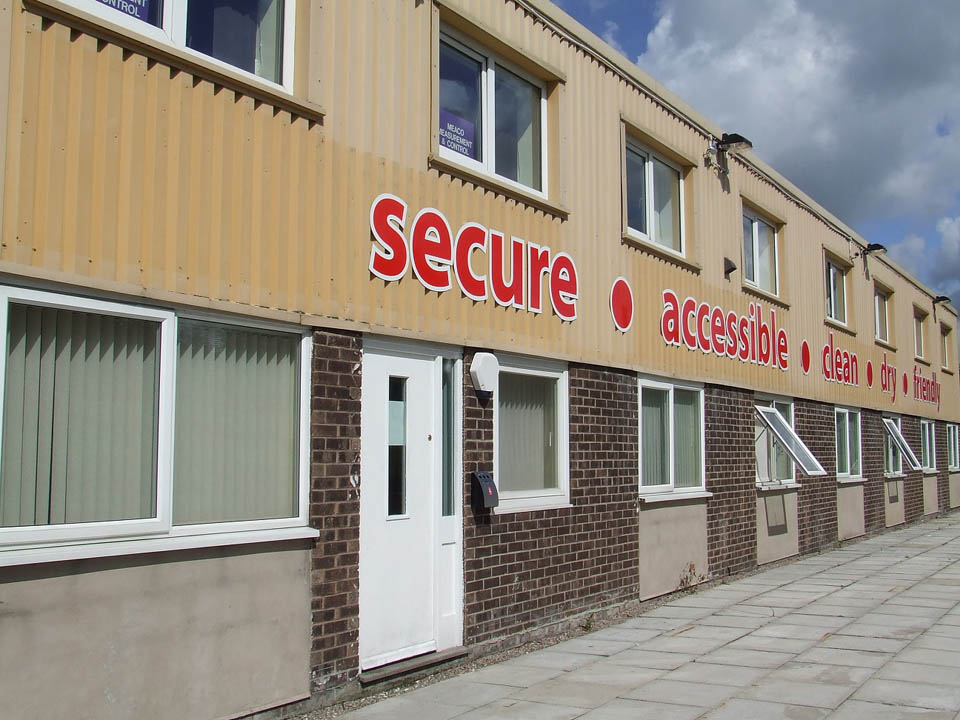 Brookhouse Road - Parkhouse Industrial Estate, ST5 - Staffordshire