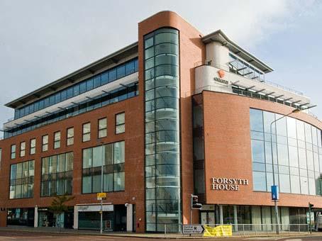 Regus - City Centre - Forsyth House - Cromac Square, BT2 - Belfast