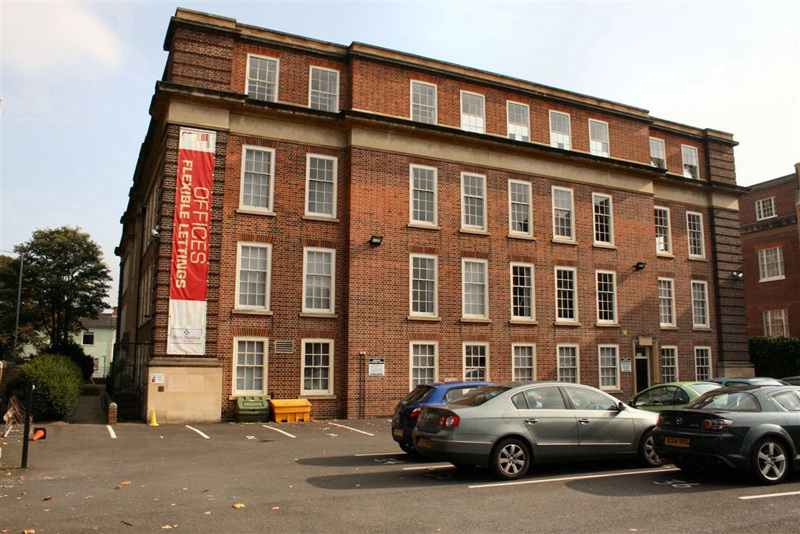 Office Space in County House Saint Mary's Street