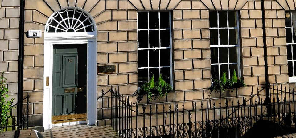 Kingsford Estates Ltd - Kingsford House, 14 Albany Street, EH1 - Edinburgh
