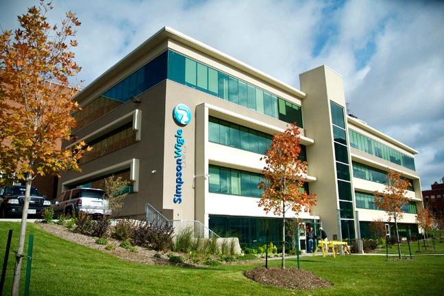 Intelligent Office - 1 Hunter Street, Hamilton, Ontario - Canada