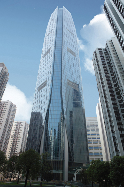 The Executive Centre - One Island East - Westlands Road, Hong Kong