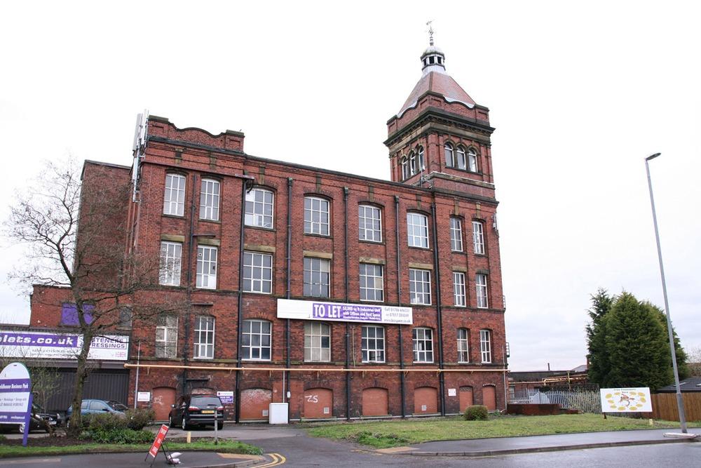 Biz-Space - Fieldhouse Industrial Estate - Fieldhouse Road, OL12 - Rochdale