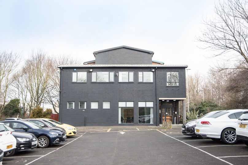 The Office Company (North) Limited - Metropolitan House - Longrigg Road, NE16 - Gateshead