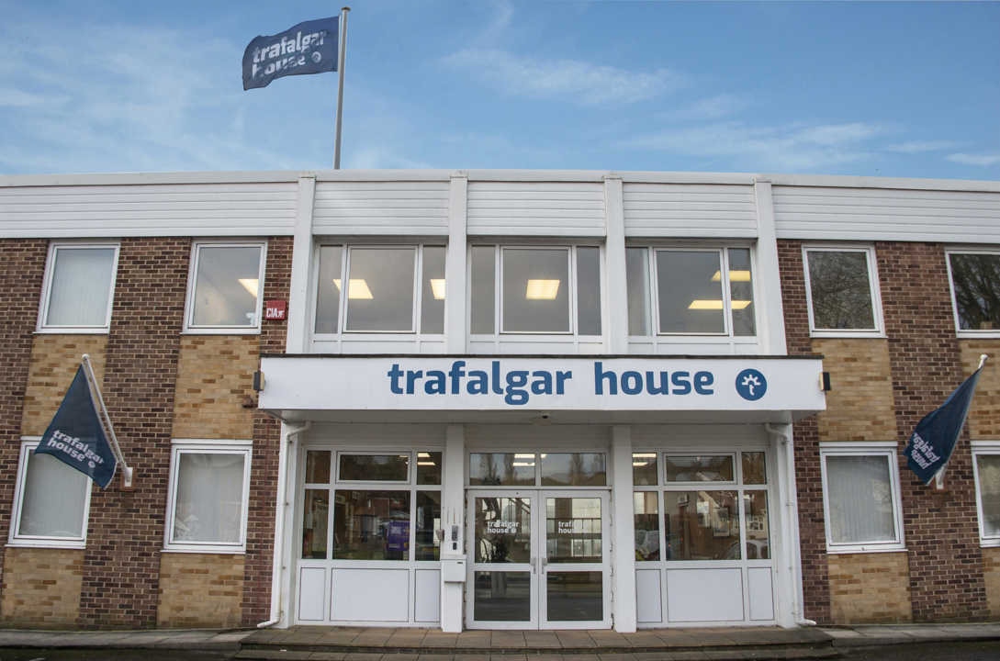 Trafalgar House- Hamilton Road, PO6 - Portsmouth