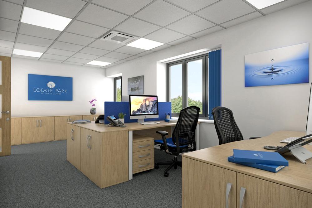 Lodge Park Business Centre - Lodge Lane, CO2 - Colchester