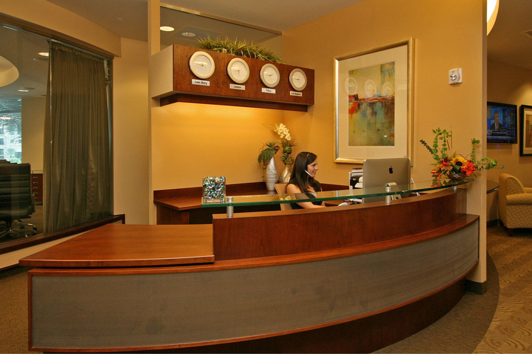 Your Office - 1540 International Parkway - Lake Mary, FL