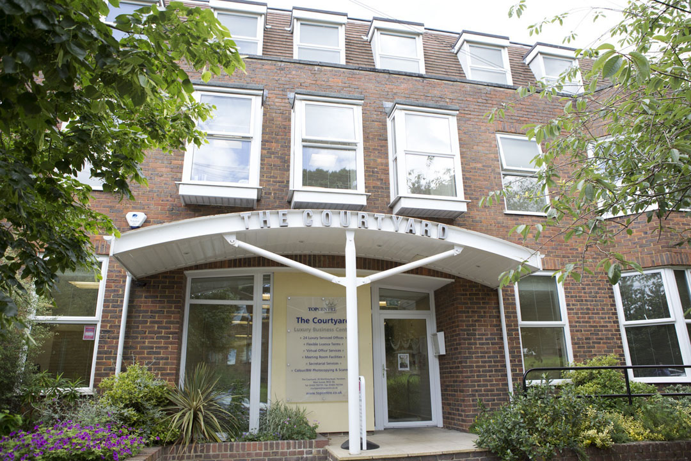 easyHub - The Courtyard - Worthing Road, RH12 - Horsham