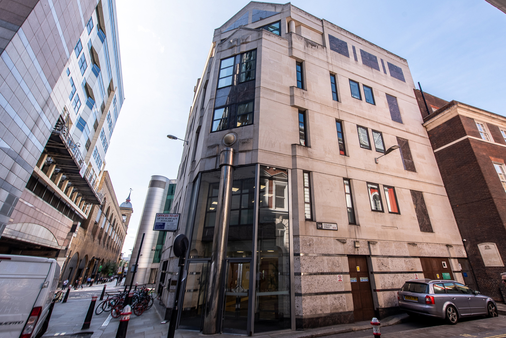 Dowgate Hill House - Dowgate Hill, EC4R - Cannon Street