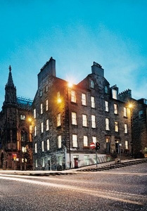 North St David Street, EH2 - Edinburgh