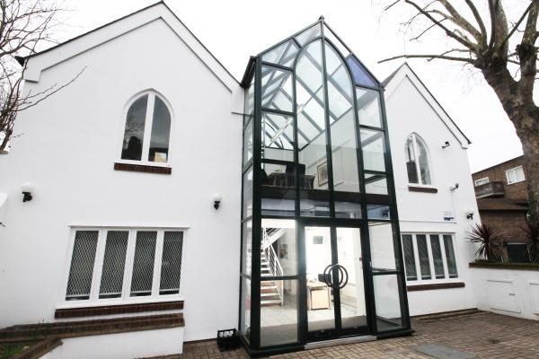 Lentaspace - Hyde Park House, 5 Manfred Road, SW15 - Putney