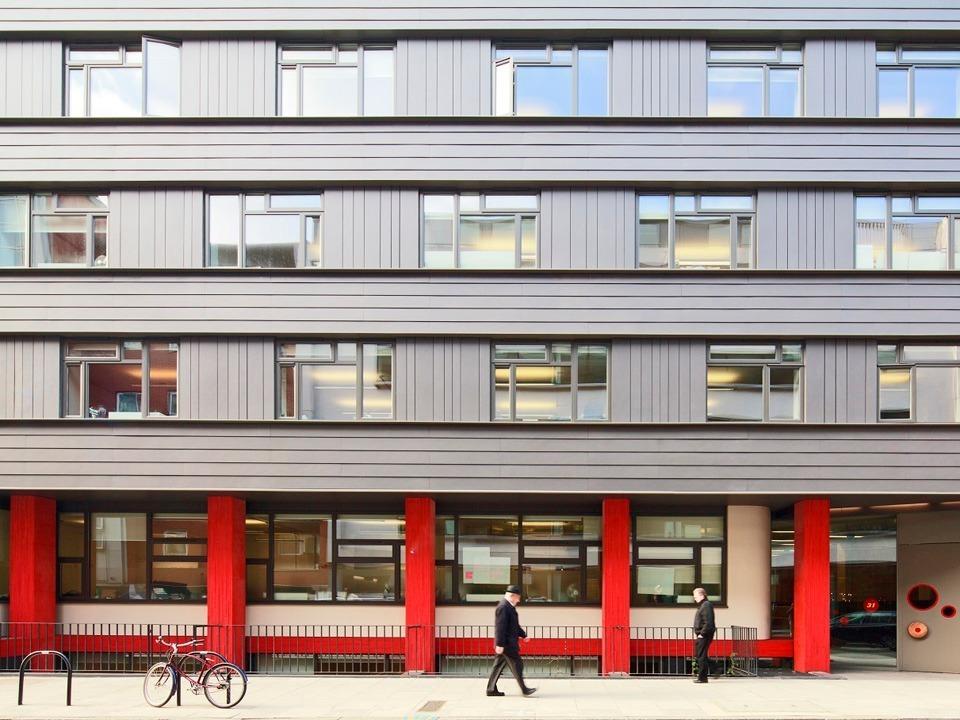 The Office (TOG) - Farringdon Too, 31-35 Kirby Street, EC1N - Hatton Garden