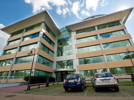Wisniowy Business Park - Ul. Ilzecka, Warsaw