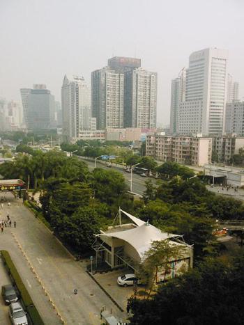 Xinghua Building, Shennan Avenue, Shenzhen