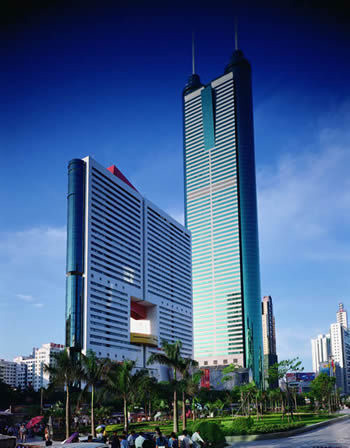 King-Force Tower, BLOCK A - Shennan East Road, Shenzhen