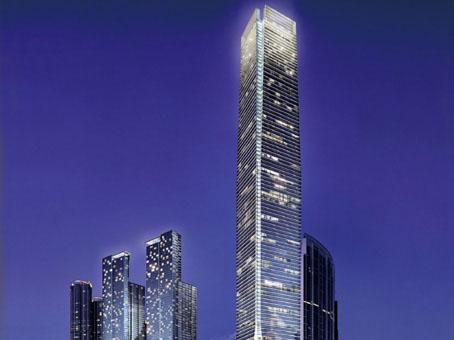 International Commerce Centre - Austin Road West - Kowloon - Hong Kong