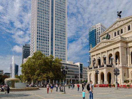 Frankfurt OpernTurm - Bockenheimer Landstrasse 2-4 - Frankfurt