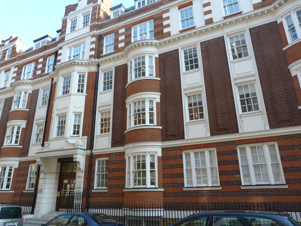 Langham Estates - Bentinck House - Bolsover Street,  W1 Great Portland Street
