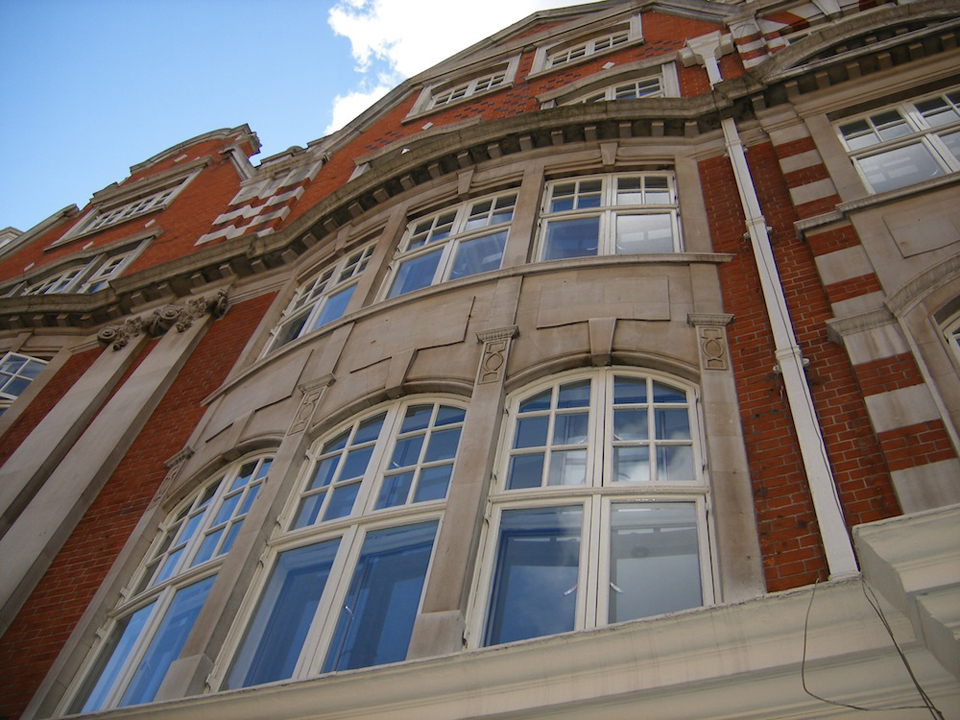 Langham Estates - Great Portland Street 107-113, W1 - Great Portland Street