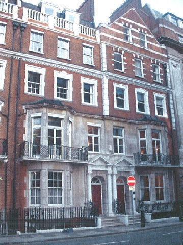 Hallam Street, W1 - New Cavendish Street