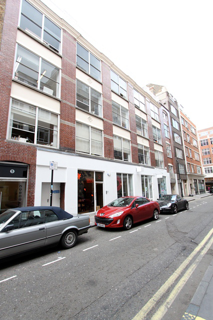 Little Portland Street, W1 - Great Portland Street