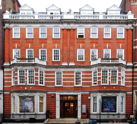 Langham Estates - Margaret Street 17-18, W1 - London