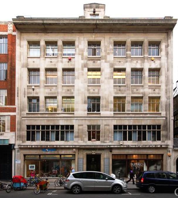 Langham Estates - Moray House -  Great Titchfield Street, - London (No PC)