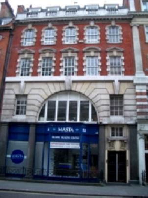 Langham Estates - Margaret Street 52-53, W1 - London