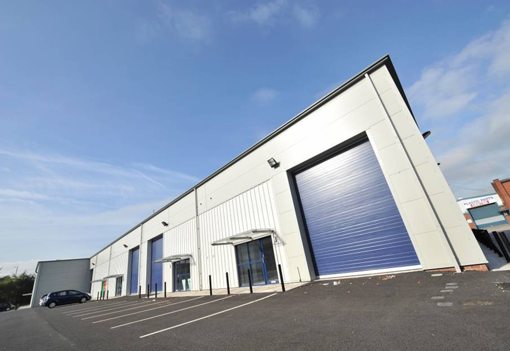 Trafford Park - Astra Business Park - Guinness Road, M17 - Manchester