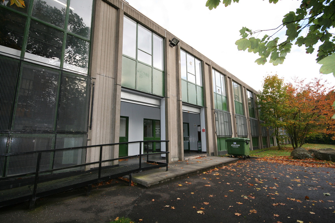 CoVault - Eucal Business Centre - Craigshill Road, EH - Livingston