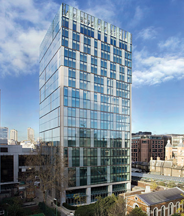 Dashwood House - Old Broad Street, EC2 - Liverpool Street (private, co-working)