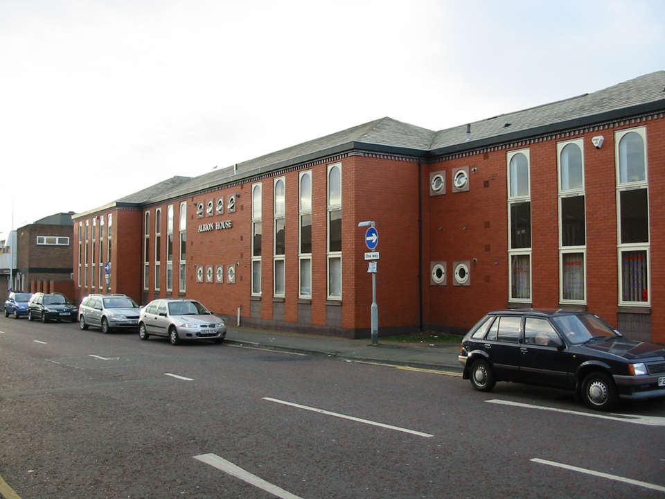 Biz Space - Albion House - West Percy Street, NE - North Shields