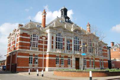 Lee Valley Estates Ltd - Leyton Municipal Offices - Legacy Business Centre - Ruckholt Road, E10 - Leyton
