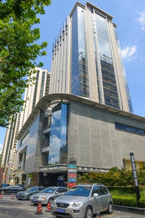 AsianBiz Center - Oriental Century Plaza - Shanghai