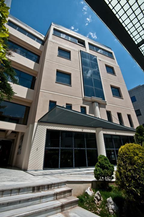 Office Facilities - Zalokosta & Kifissias Avenue - Athens