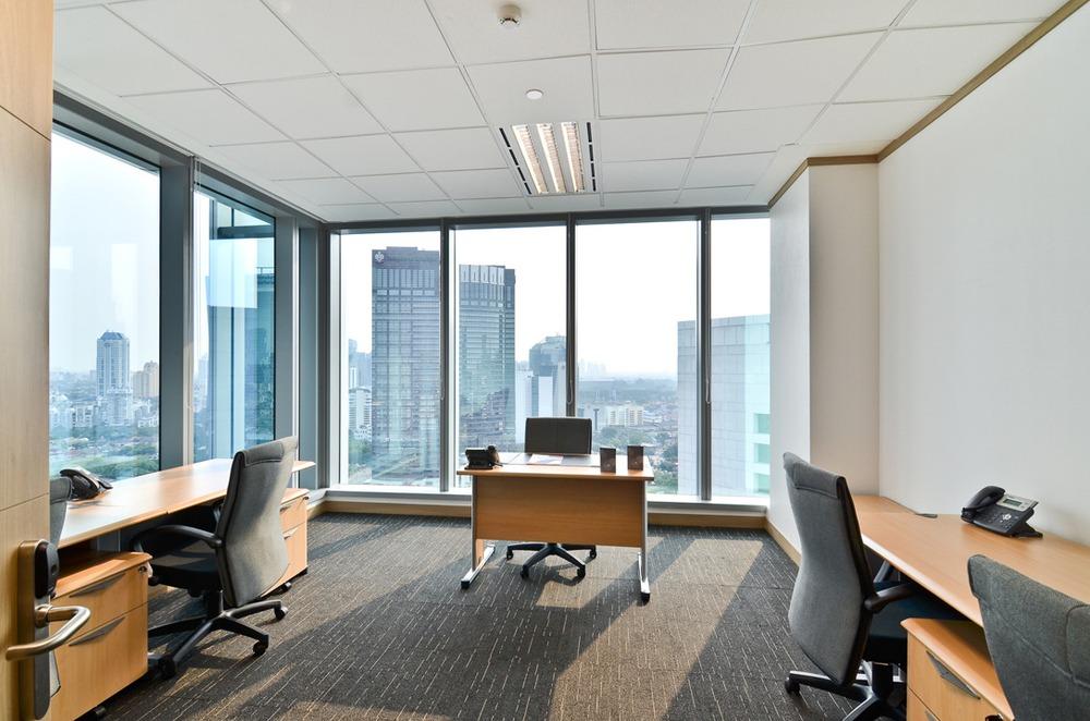 Fortice Serviced Officed - Jl. Asia Afrika - Sentral Senayan, Jakarta - Pusat
