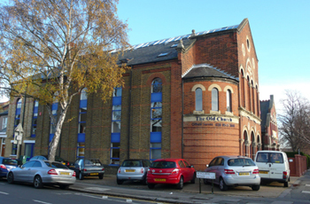 The Old Church - Quicks Road, SW19 - Wimbledon