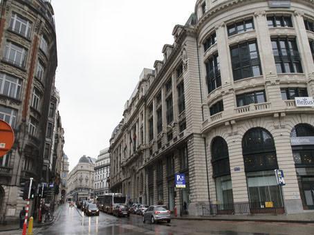 Regus - Central Station - Rue des Colonies, Brussels