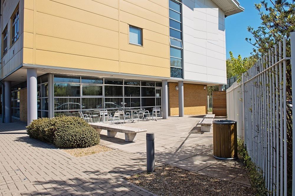 Basepoint Business Centre (Regus) - Aviation Business Park, BH23 - Christchurch