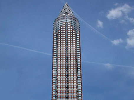 Messeturm, Frankfurt