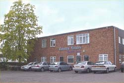 Country Estates - Albury Close, RG30 - Reading (Warehouse Space Only)