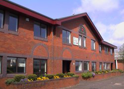 Lancaster Court - Cressex Road, HP12 - High Wycombe