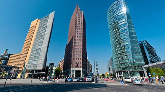 Potsdamer Platz 1 - Berlin