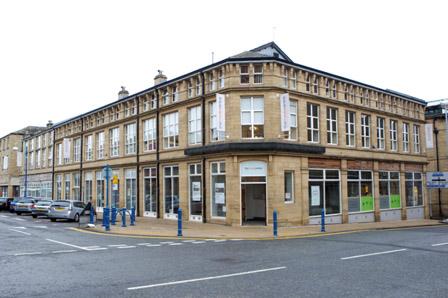 Northumberland St, Lord St, Friendly St - HD1, Huddersfield