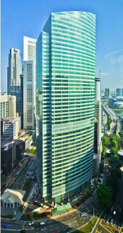 The Executive Centre - Ocean Financial Centre -  Collyer Quay - Singapore