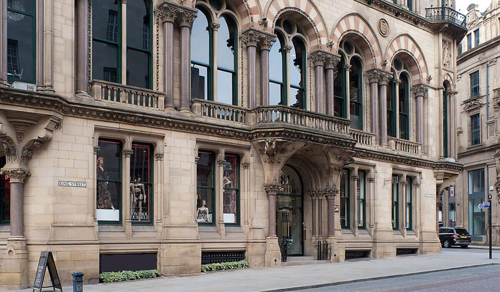 Manchester Club - 81 King Street, M2 - Manchester