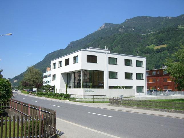 Liechtensteiner Business Center AG - Landstrasse - Triesen