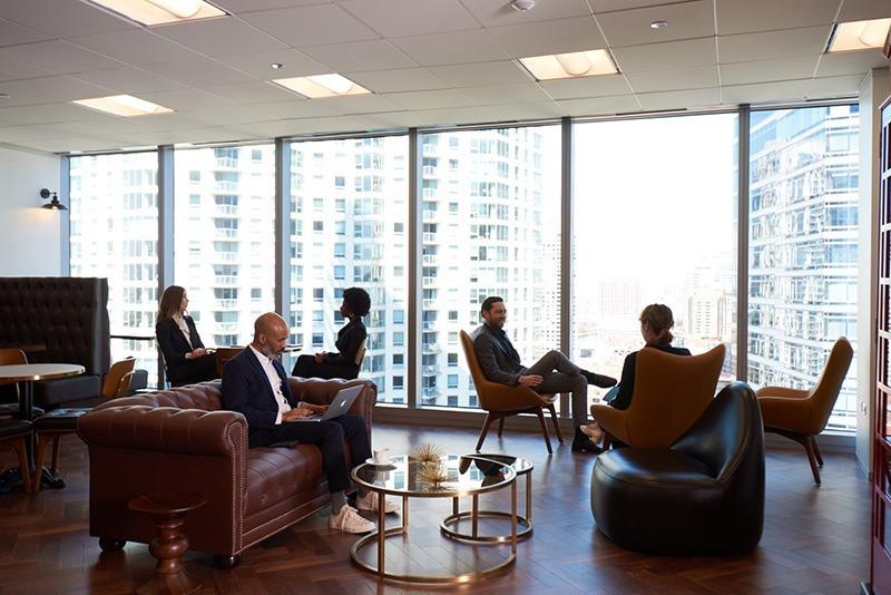 Office Space in Terminus 200